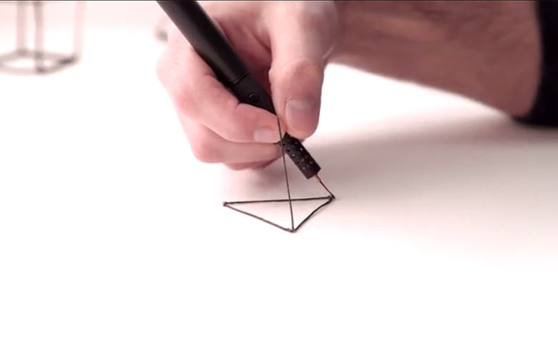 Graphic Artists: Can You Doodle in 3D with a Pen? Yes, Now You Can!