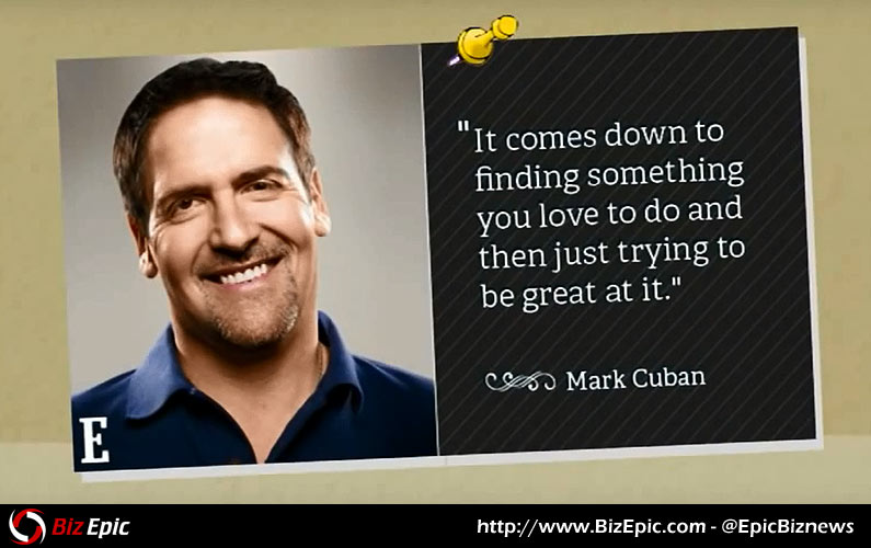 Want Startup Success? Take Mark Cuban's 12 Rules for Startups.  I Need to Focus More on Rule #4