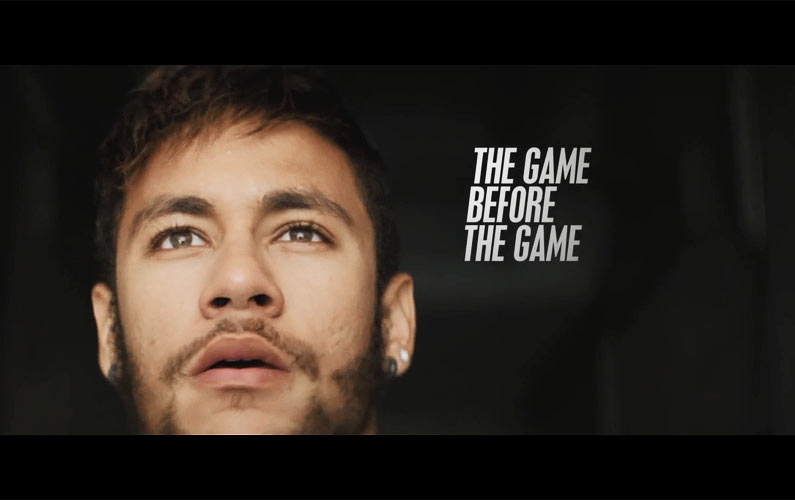 Dad to Neymar Jr.: Run Like You're a Crazy Man Chasing Happiness