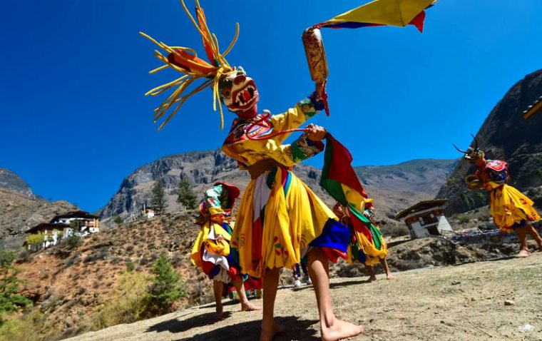 Why Every Pro Photographer Should Go to Bhutan. Simply Stunning.