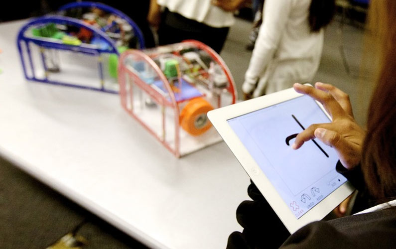 Kids can Now Print in 3D – With Their iPad