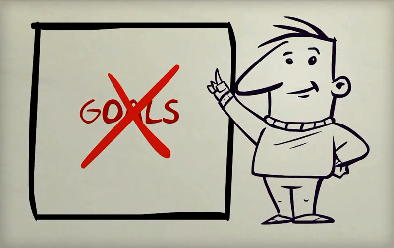Setting Goals Suck – There is a Better Way!