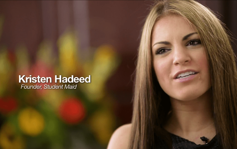 Kristen Hadeed's Story: How to Retire by 20