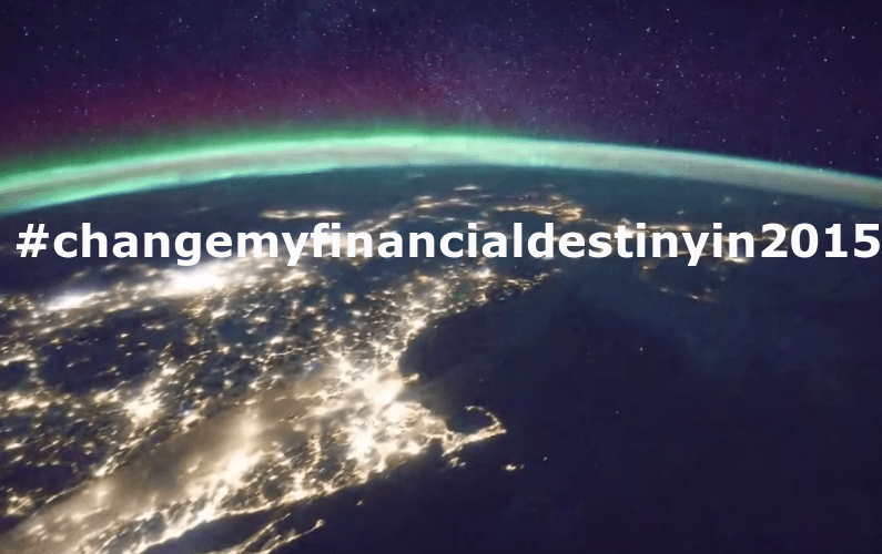 You Can Change Your Financial Destiny!