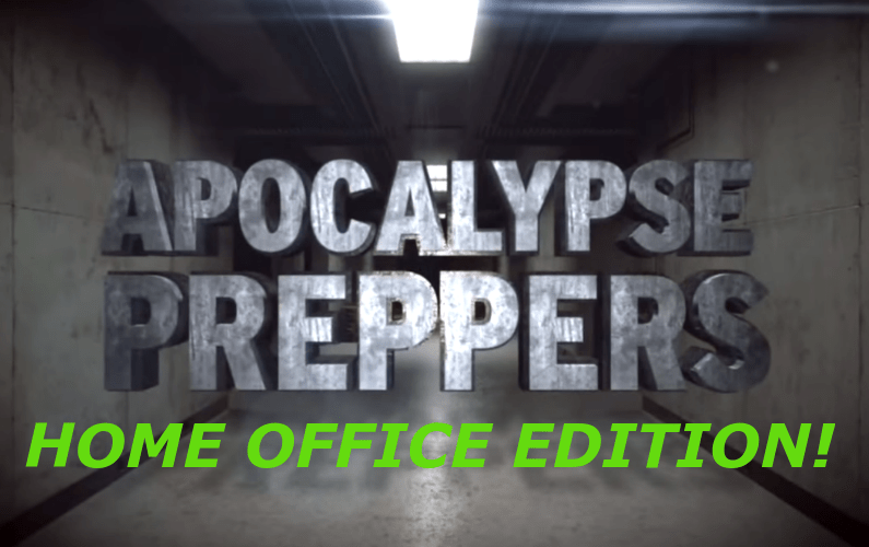 Apocalypse-Prepping Your Office: Straightforward DIY Solar Backup Power Storage