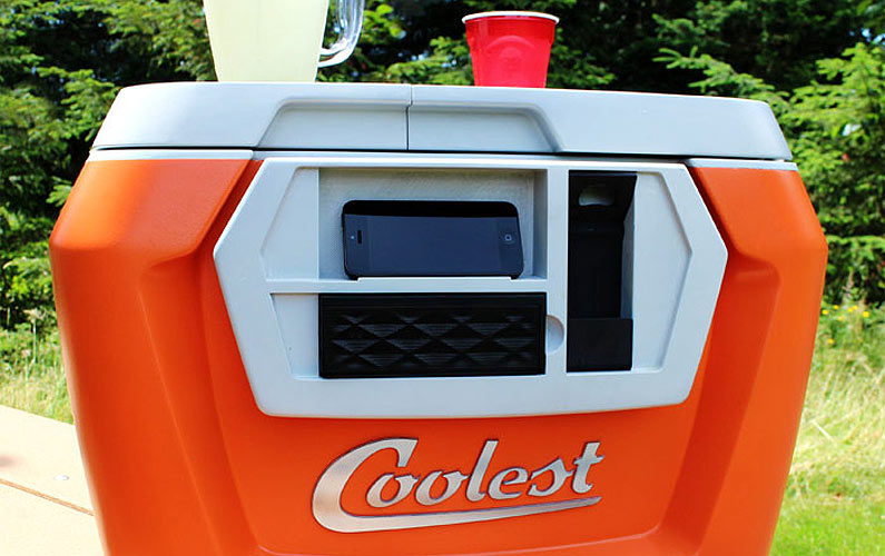 Coolest Cooler Breaks Kickstarter Record with Over $13 Million in Crowdfunding