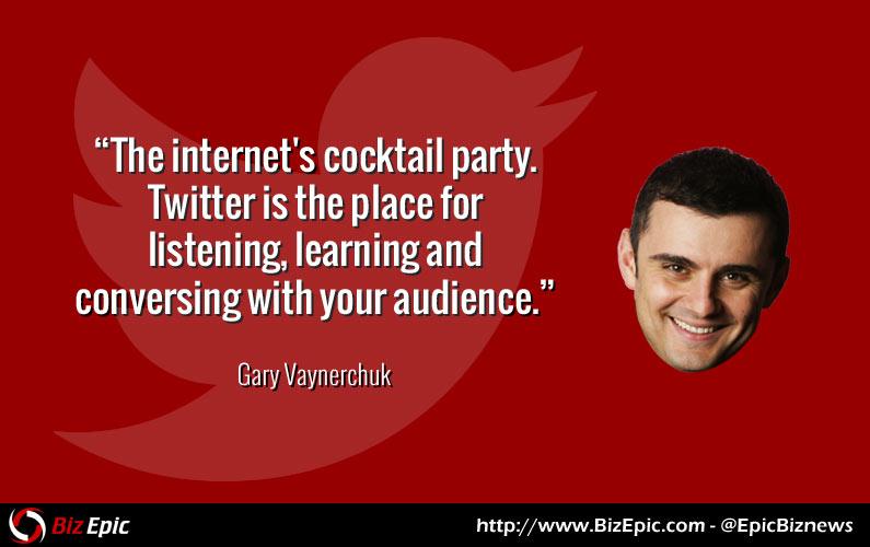 How to Use Twitter Like Gary Vaynerchuk