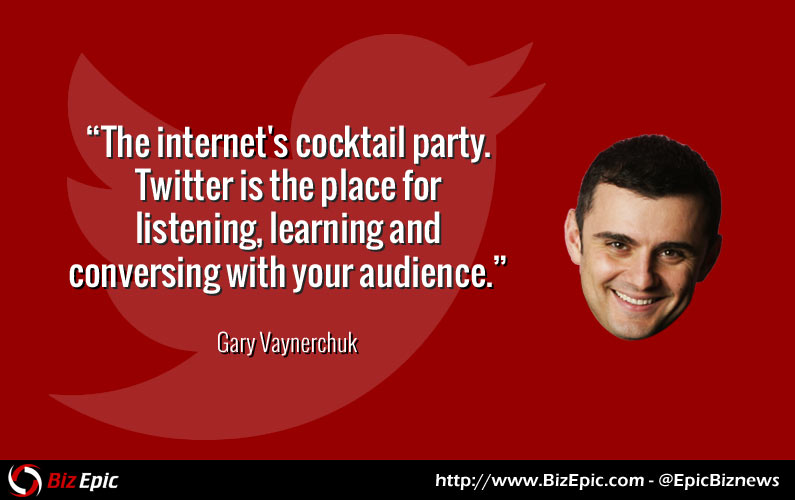 How to Use Twitter Like Gary Vaynerchuk
