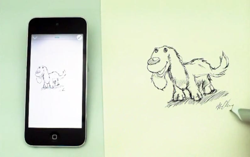 Neo Smartpen N2 Creates Digital Copies of your Pen-and-Paper Drawing and Writing