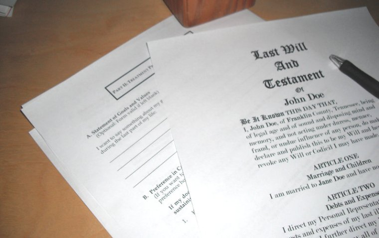 Will Not Having a Will Affect Your Business?