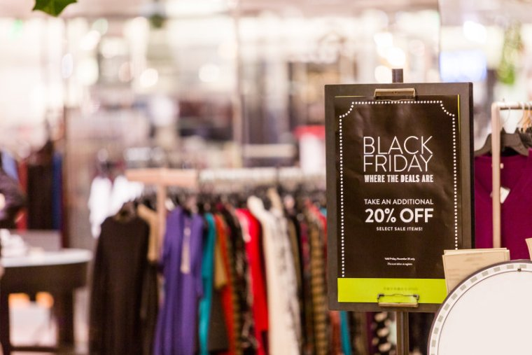 History of Black Friday