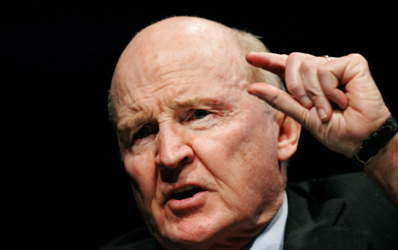 5 Leadership Lessons From Master CEO Jack Welch