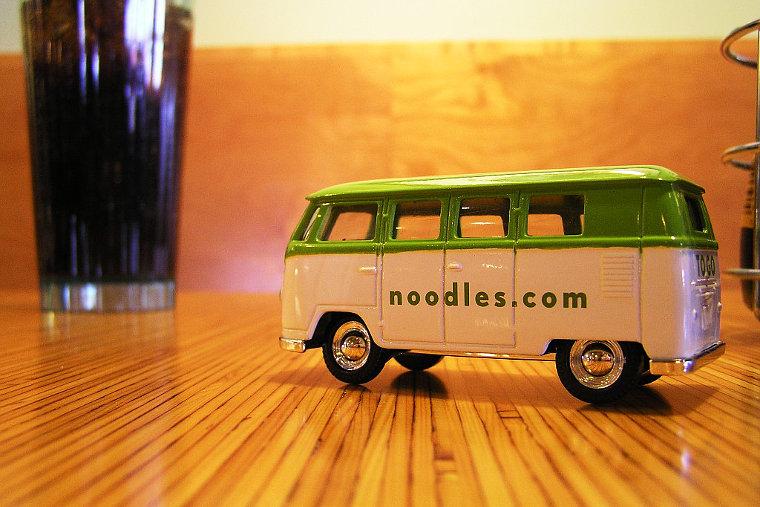 promotional item - Noodles.com