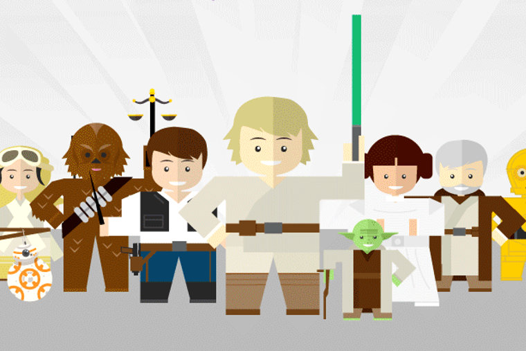 How to Build your Startup Team Like Star Wars (Infographic)