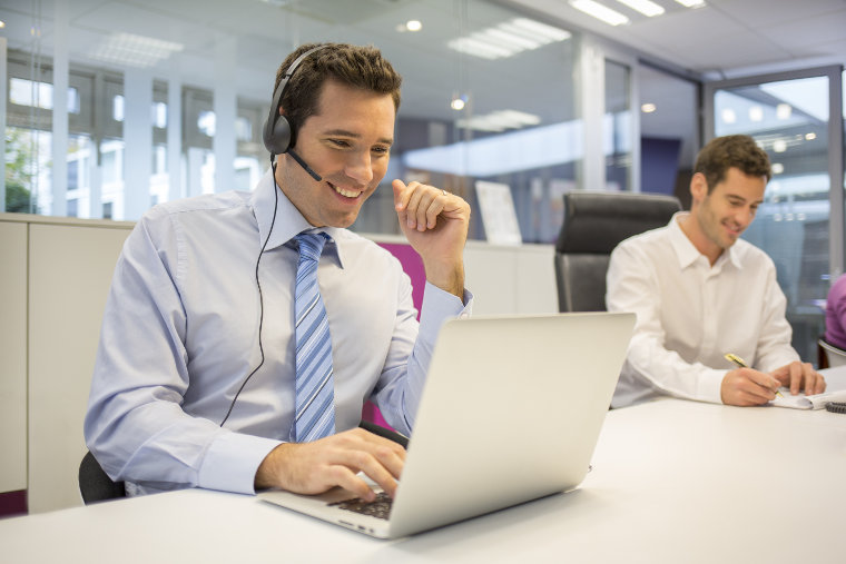 Talking with virtual team members