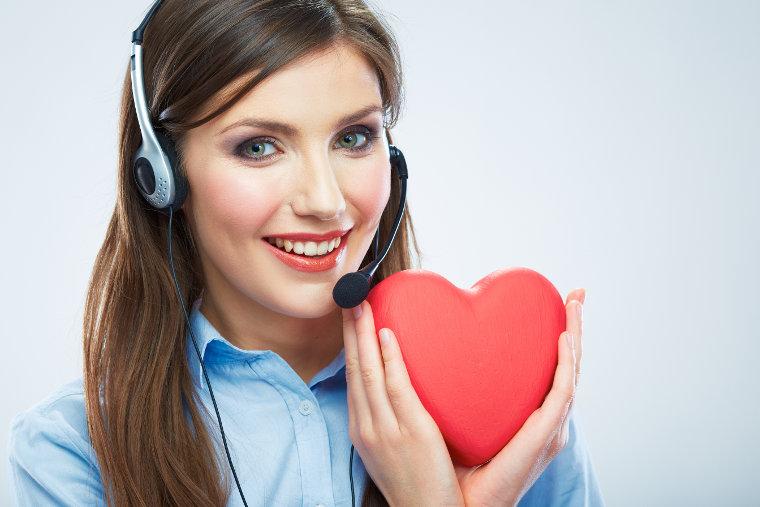 Virtual receptionist and branding