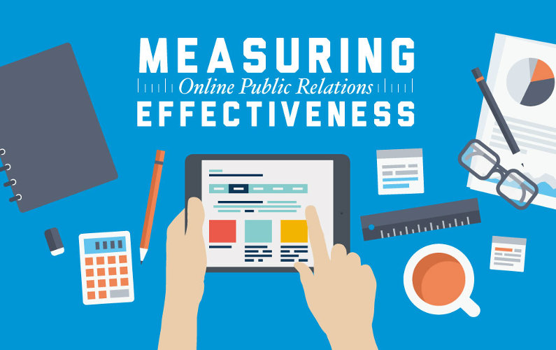 How Effective is your Online PR? (Infographic)
