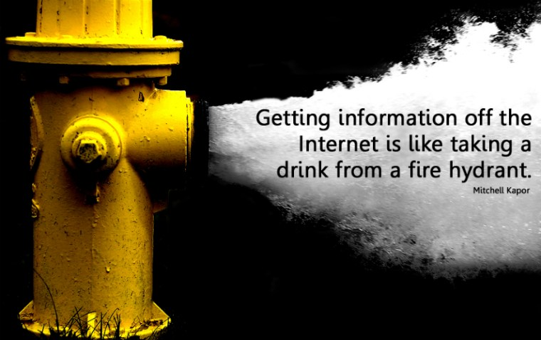 How to curb information overload