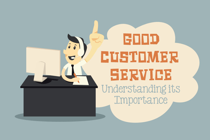 Good Customer Service: Understanding Its Importance (Infograhpic)
