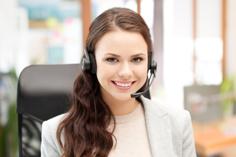 Live video chat for customer support