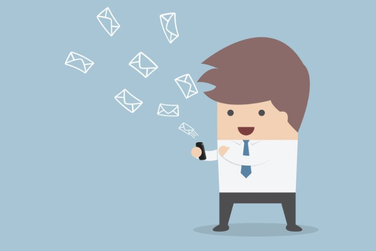 Mobile email marketing strategy