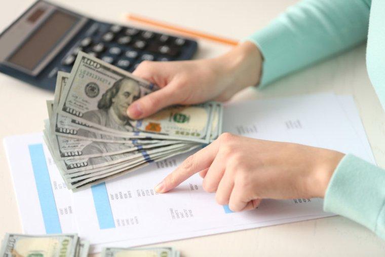 Budgeting for seasonal sales