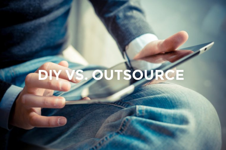 DIY or Outsource? Actionable advice from The Business Sergeant