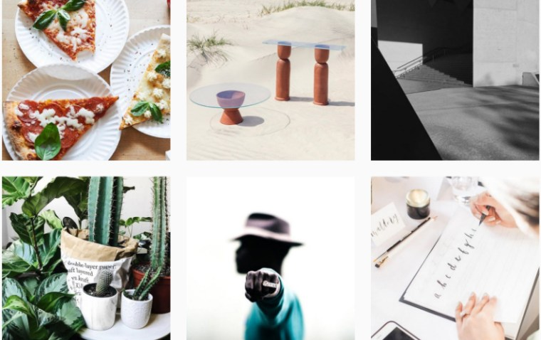 Squarespace has Instagram figured out