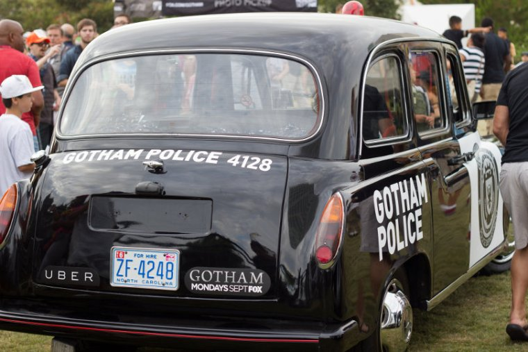 Gotham PD Uber