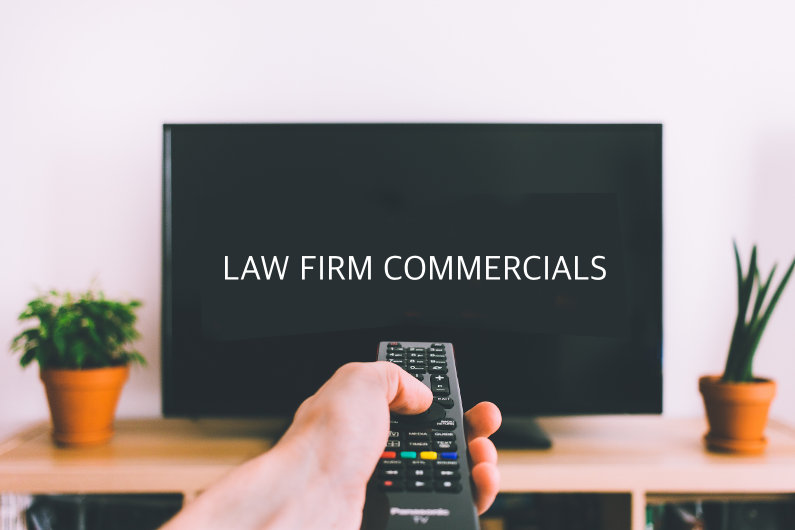 Advertising and Law: 5 Key Facts About Law Firm Commercials