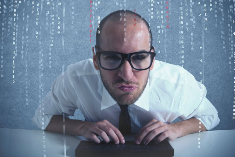 Hyped app developer using MEAN stack