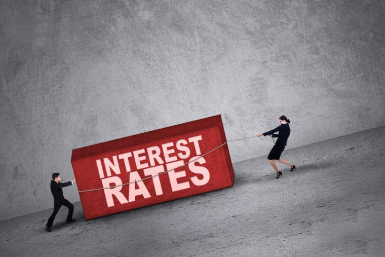 High interest rates