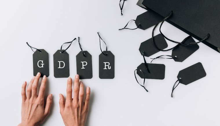GDPR-compliant website tags for better website data security