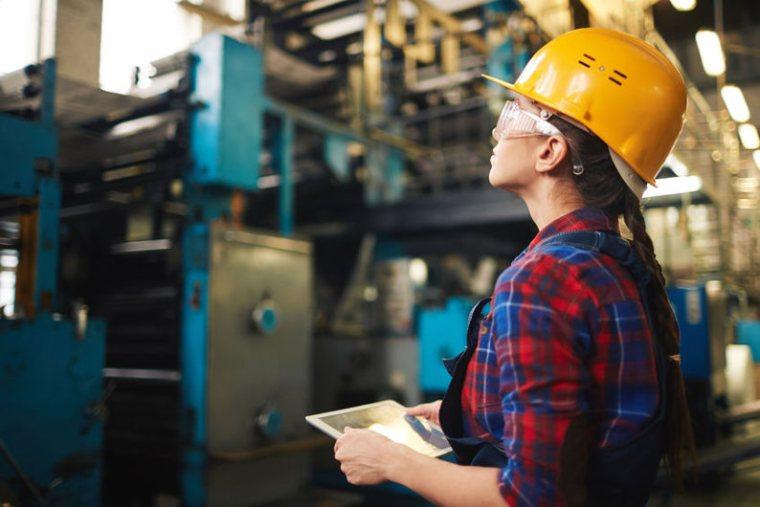 Production facility maintenance