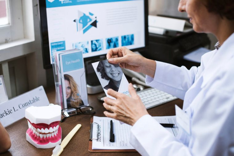 Dental marketing strategy