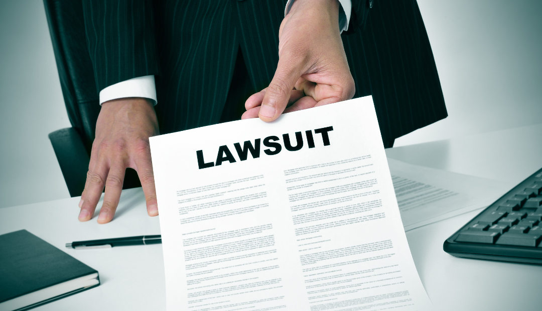 Law 101: Here's What Happens When You Sue Someone