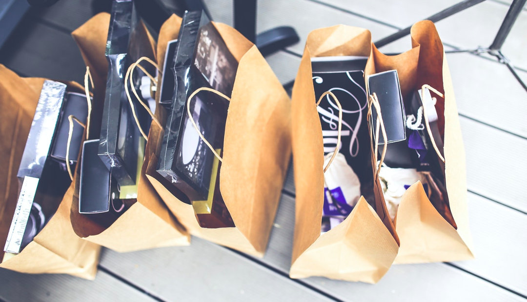 The Paper Shopping Bag: A Marketing Tool: Retail Packaging