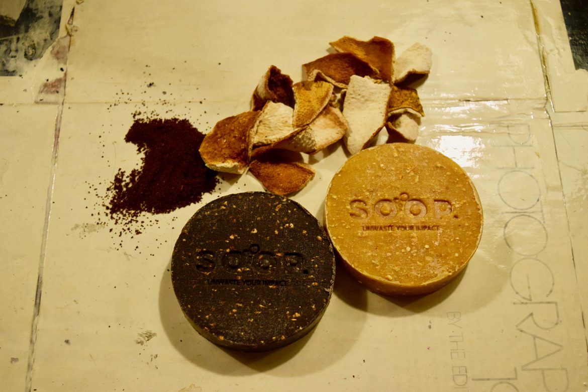 soop coffee soap