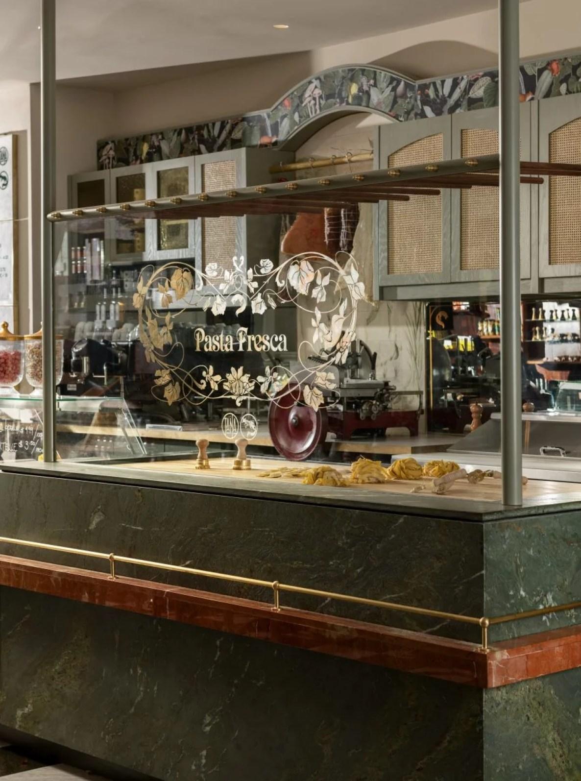 Caffe La Tana by Ste Marie