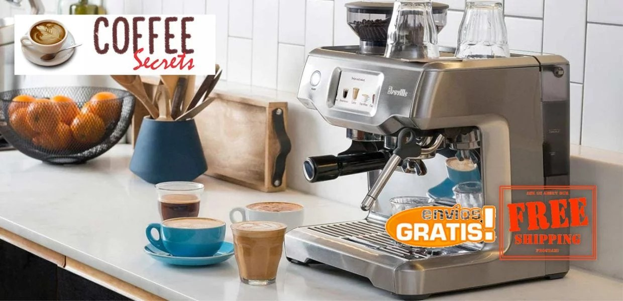 Espresso Coffee Machines Free Shipping