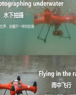 Waterproof GPS RC Drone Fishing Toy 4K Camera 3-Axis