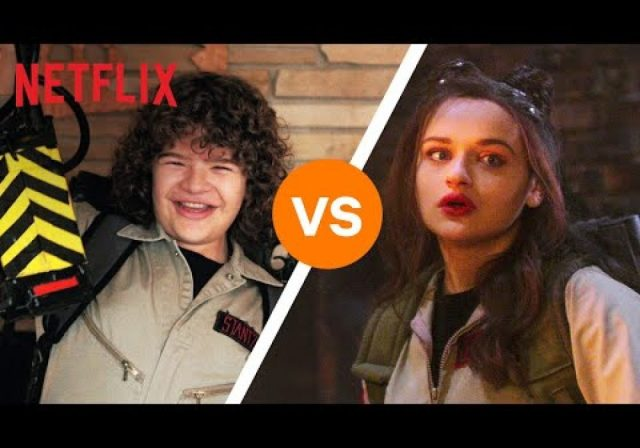 Best Of Netflix Halloween Costumes BATTLE | Netflix