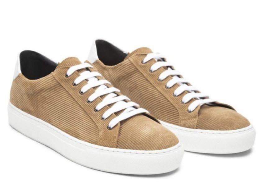 Corduroy Sneakers – Ankari Fluross