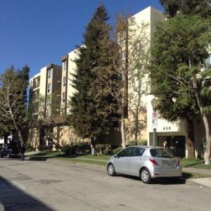 Intern Housing at UCLA's westwood-chateau