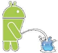 Android против Apple (iOS)
