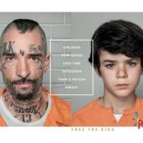 Vaša deca provode manje vremena napolju od zatvorenika