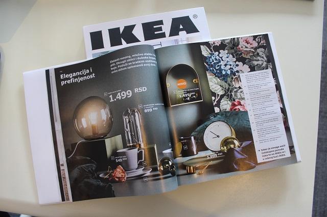 Ikea Predstavila Novi Katalog Bizlifers