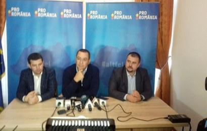 Victor Ponta prezent la Târgu-Jiu pentru promovarea noului partid.