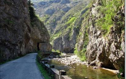 Cheile Sohodolului sau Canionul Gorjului