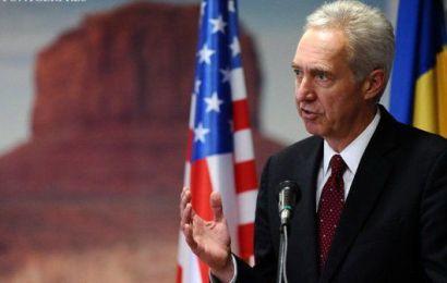 Ambasadorul SUA, mesaj dur la adresa guvernanților români: Suntem îngrijorați!